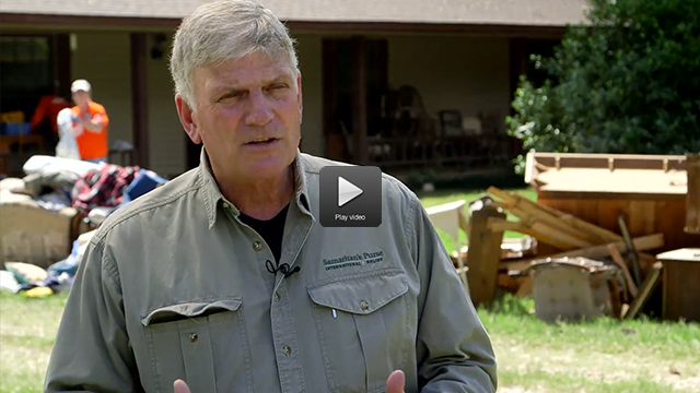 9709 Email Header - Franklin Graham encourages flood affected home owners in Louisiana