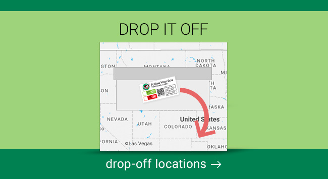 Find a drop-off Location