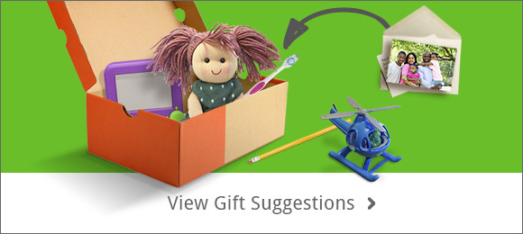View Gift Suggestions