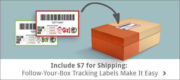 Download Follow-Your-Box Tracking Labels