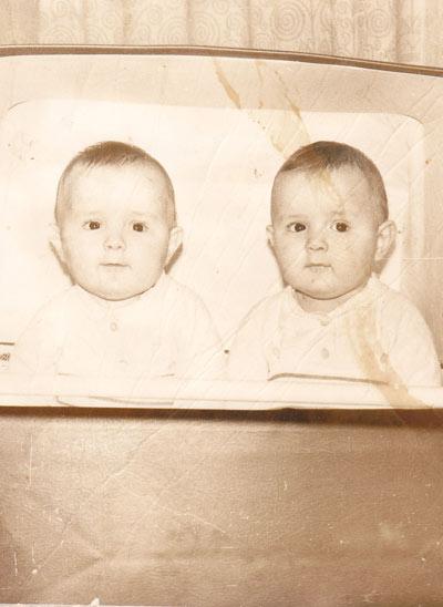 Vladimir baby photo