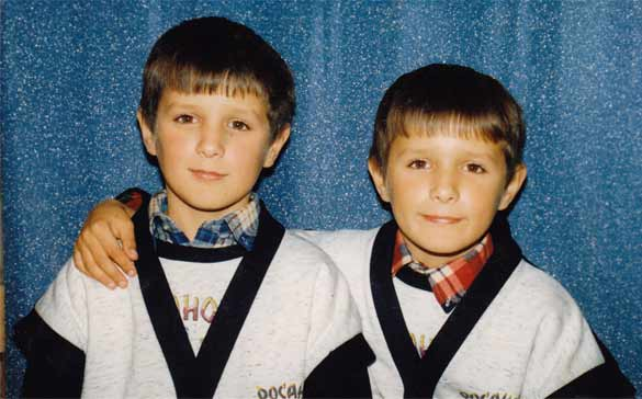 Vladimir youth portrait