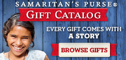 Samaritan's Purse 2013 Gift Catalog