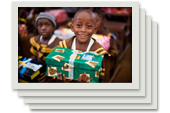 Operation Christmas Child Photos