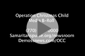 Operation Christmas Child B Roll