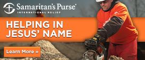 Samaritan's Purse - Helping In Jesus' Name