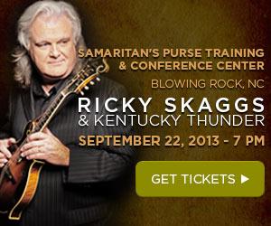 Ricky Skaggs Concert
